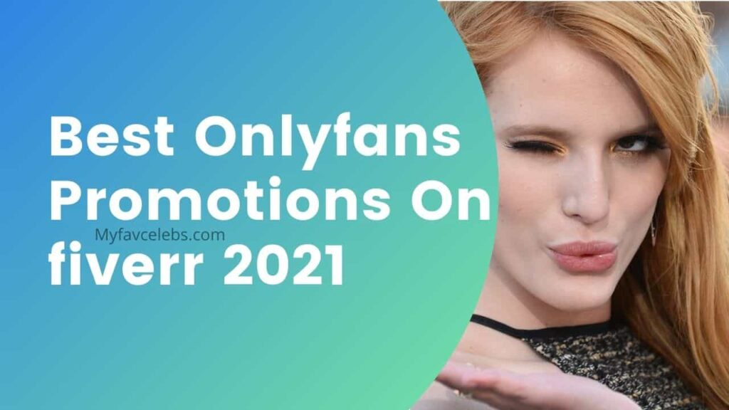 onlyfans promotions on fiverr