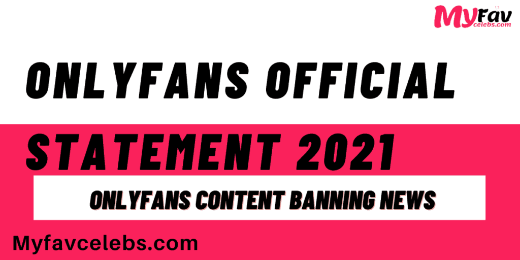onlyfans content banning news